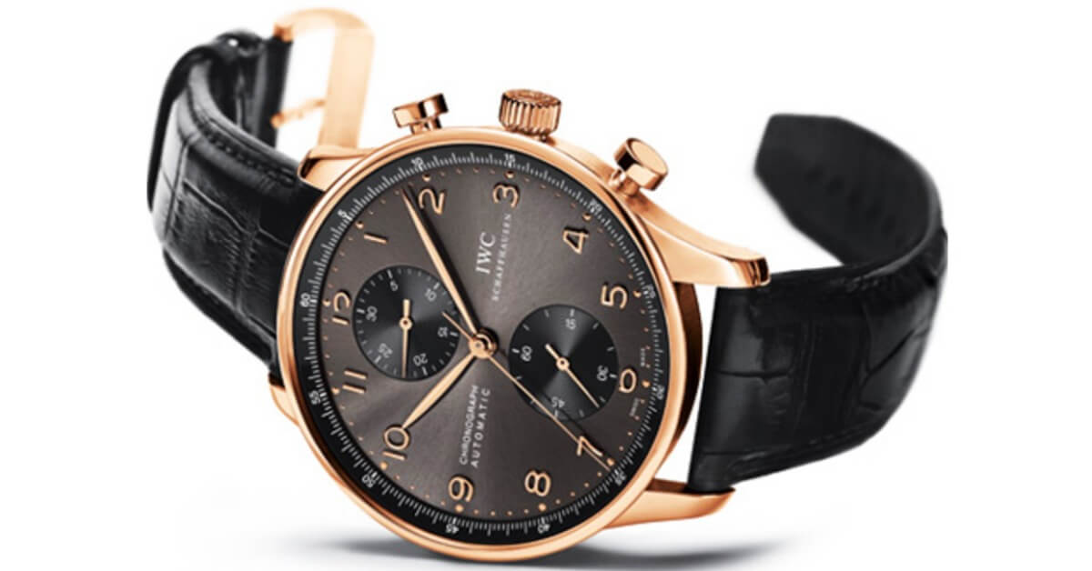 What are the most popular IWC watch models?