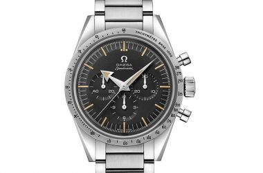 The Omega Speedmaster 60th Anniversary Limited Edition