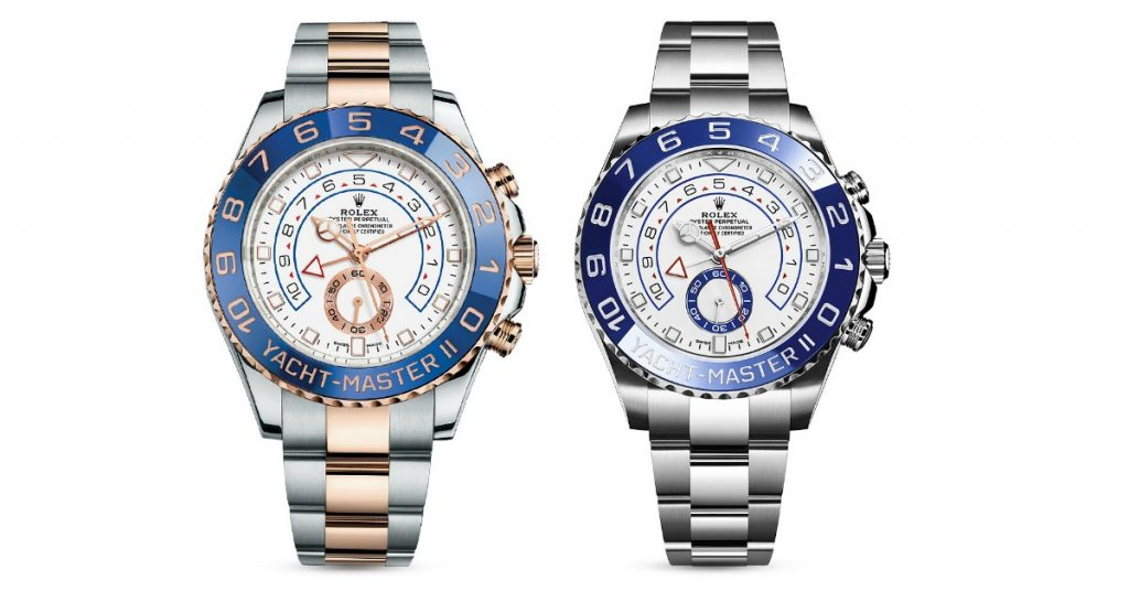A Look at the New Rolex Yacht-Master II Ref. 116680