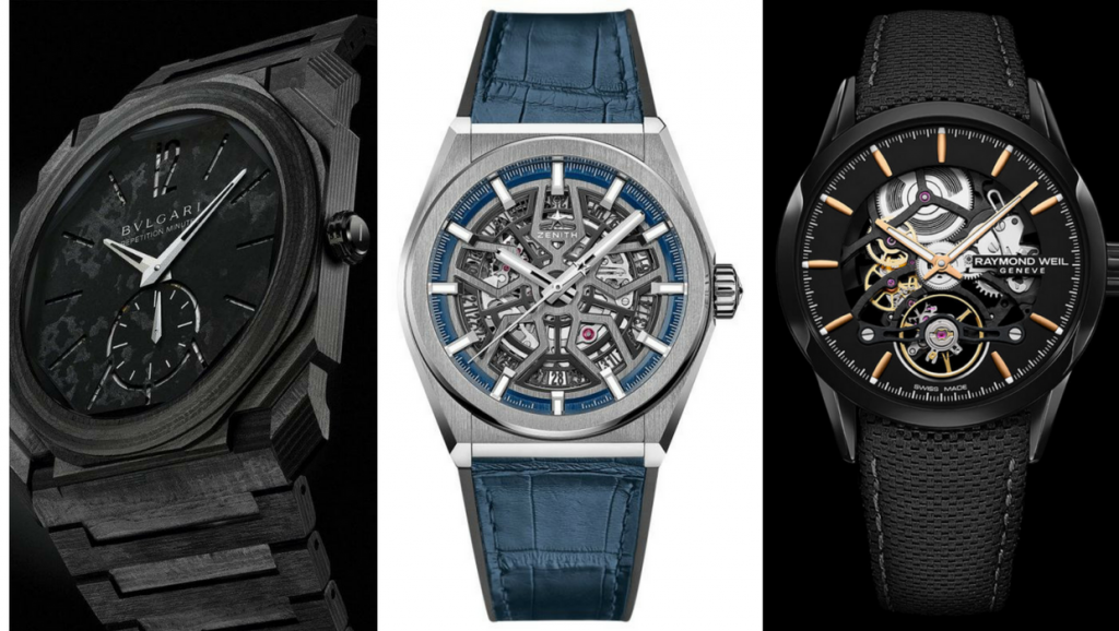 More Luxury Watches from Baselworld 2018