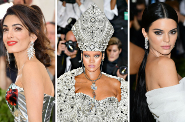 Best Jewelry from the 2018 Met Gala!