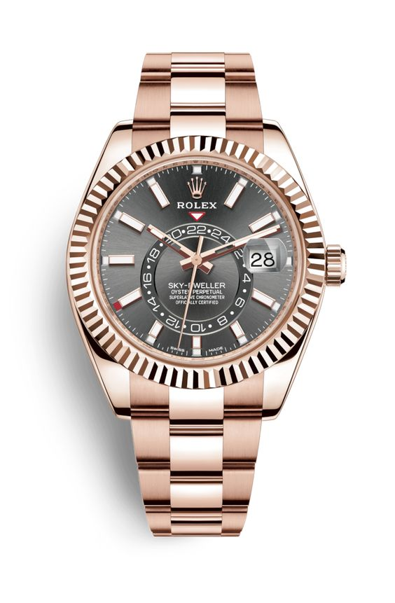 A Look at the Rolex Sky-Dweller ref. 326935