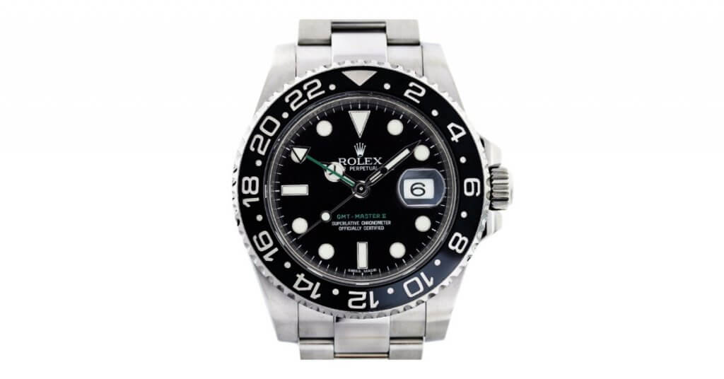 How do you wind a Rolex GMT Master?