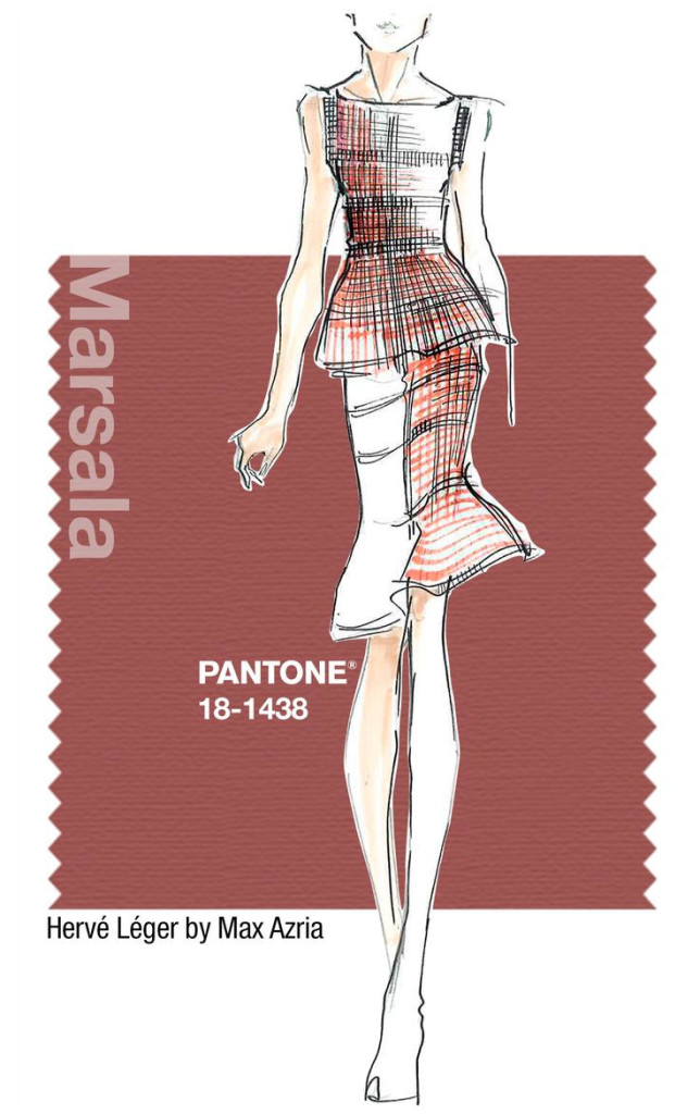 Pantone Color of 2015