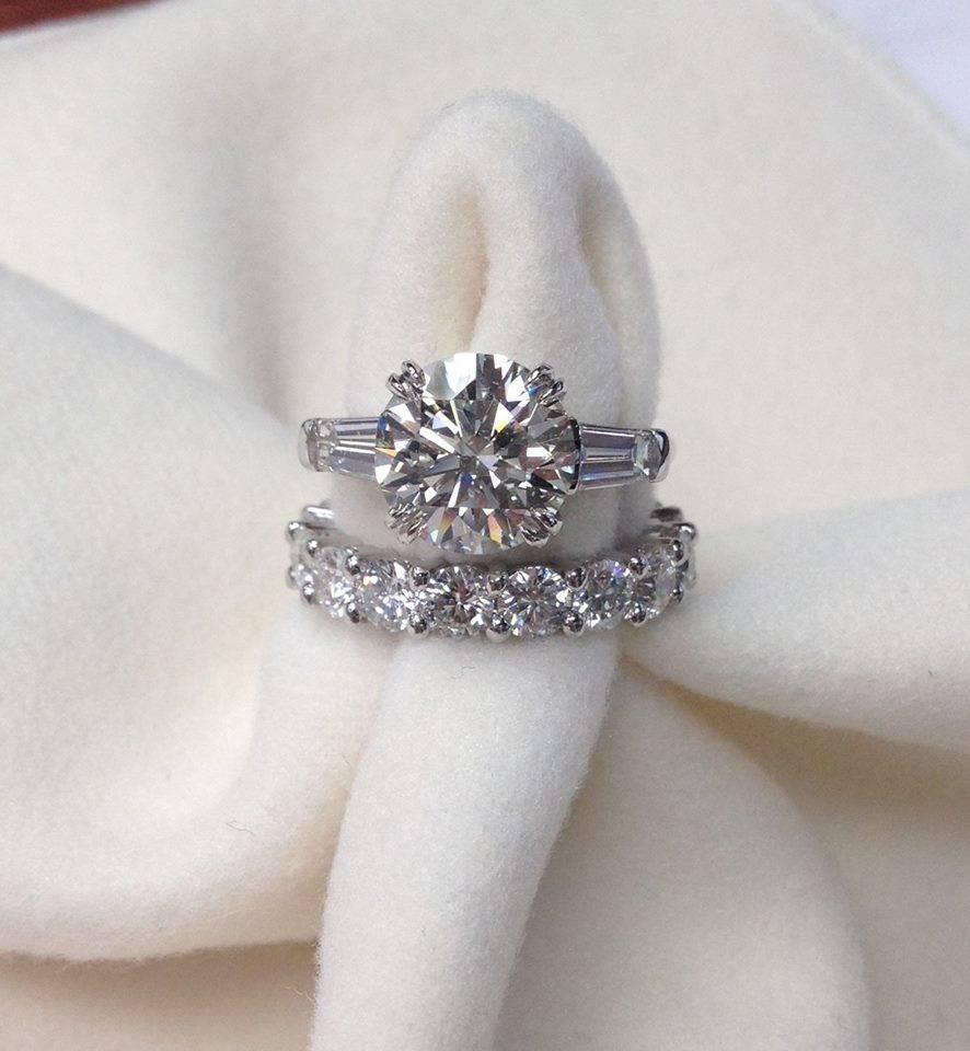 Perfect Custom Diamond Ring