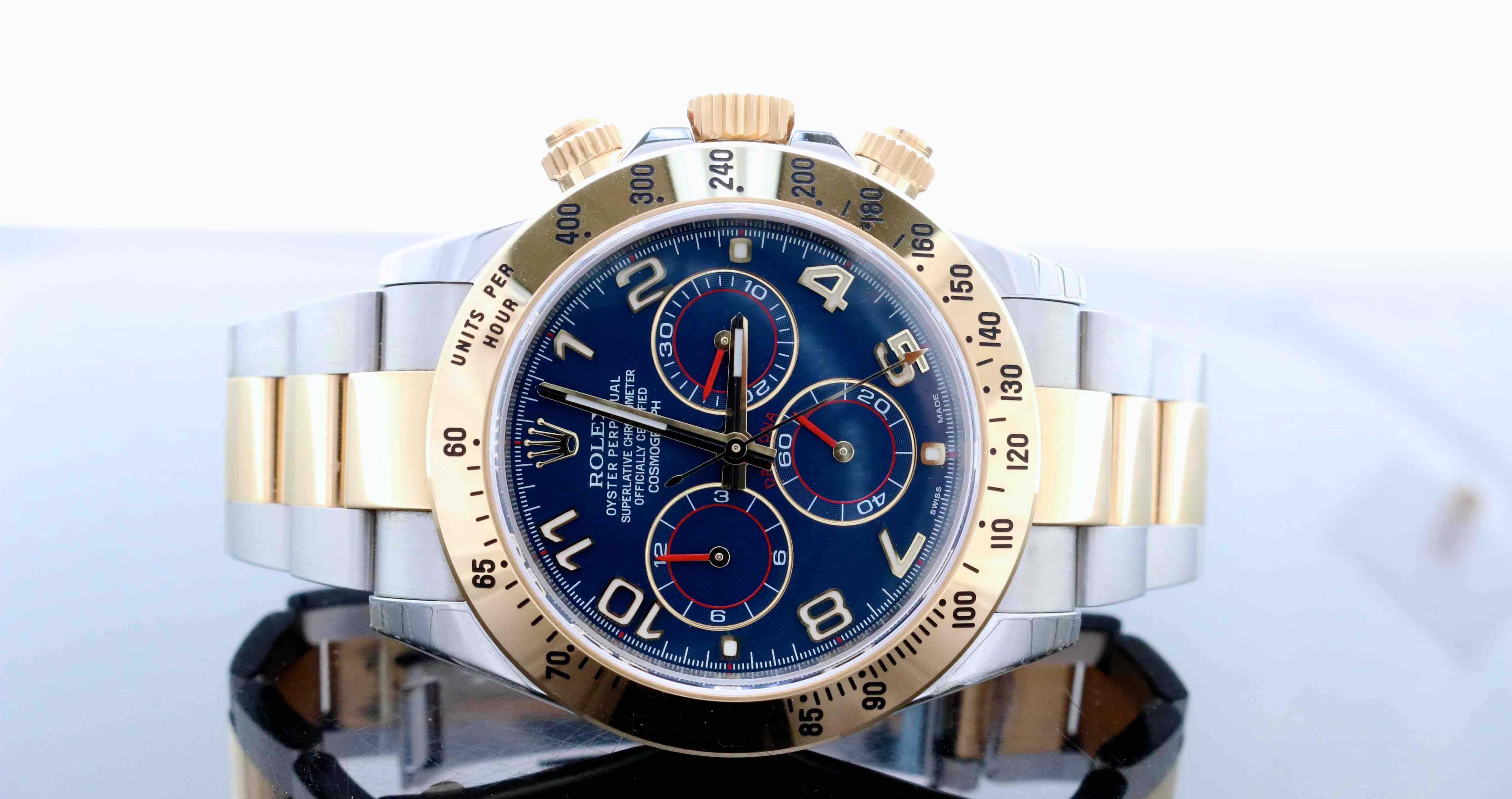 Rolex Daytona Vs. Omega Speedmaster