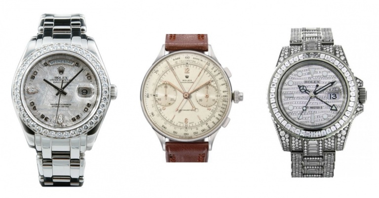 7 Most Expensive Rolex Watches