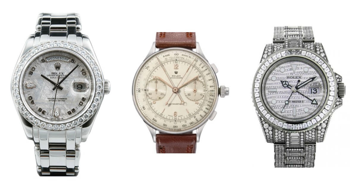 7 Most Expensive Rolex Watches Jonathan S Fine Jewelers
