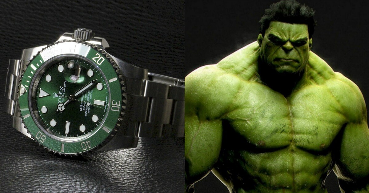 Rolex Submariner Hulk 116610LV Review