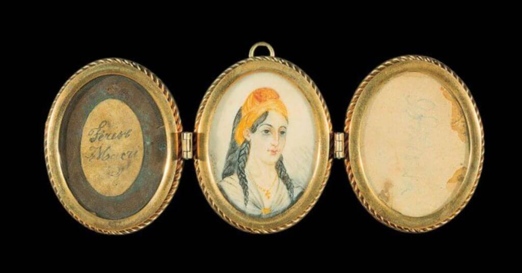 Georgian jewelry era