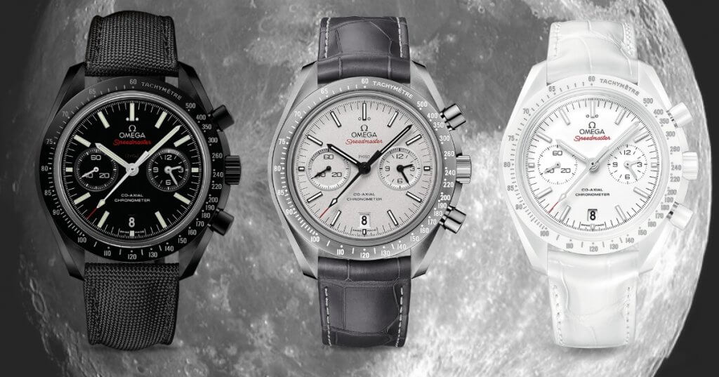 Omega Moonwatch Collection