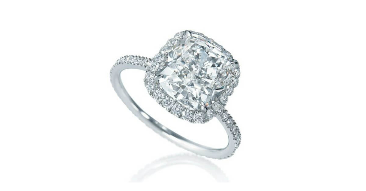 History of the cushion cut diamond