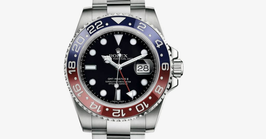GMT-Master II Pepsi Bezel Review