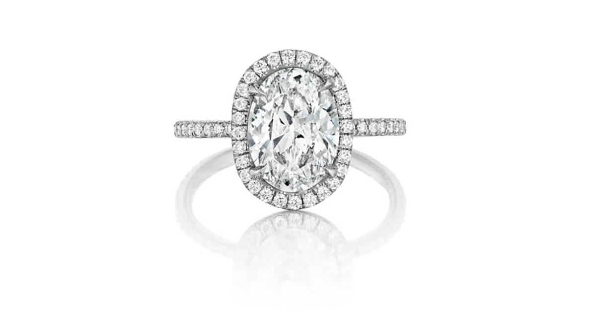 The History of the Oval Cut Diamond