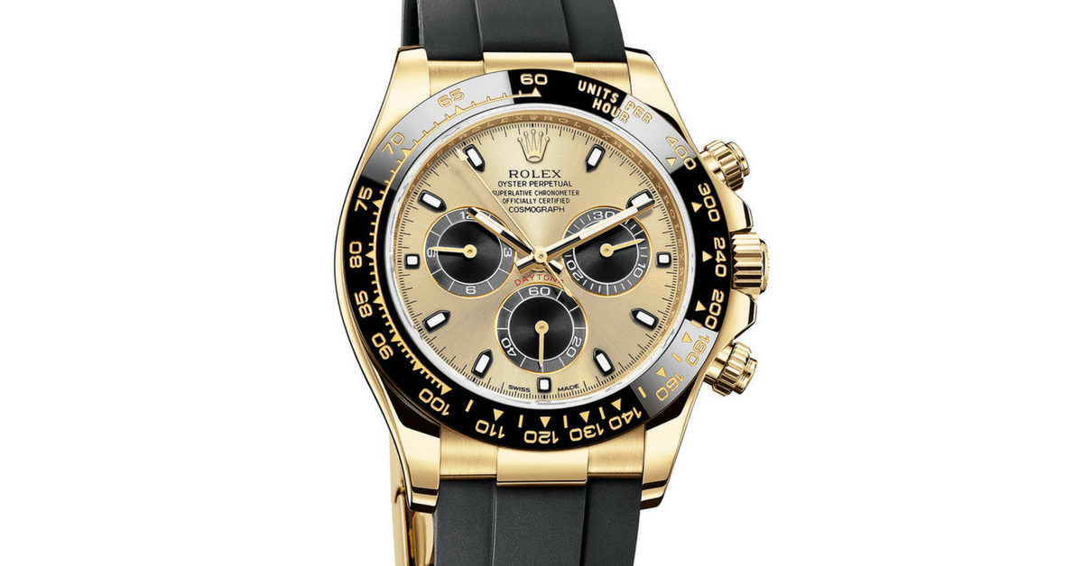 Buy the 2017 Rolex Daytona at Jonathan's Fine Jewelers in Houston