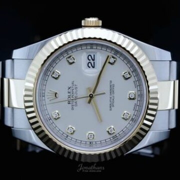 Rolex Datejust watches for sale in our Houston store