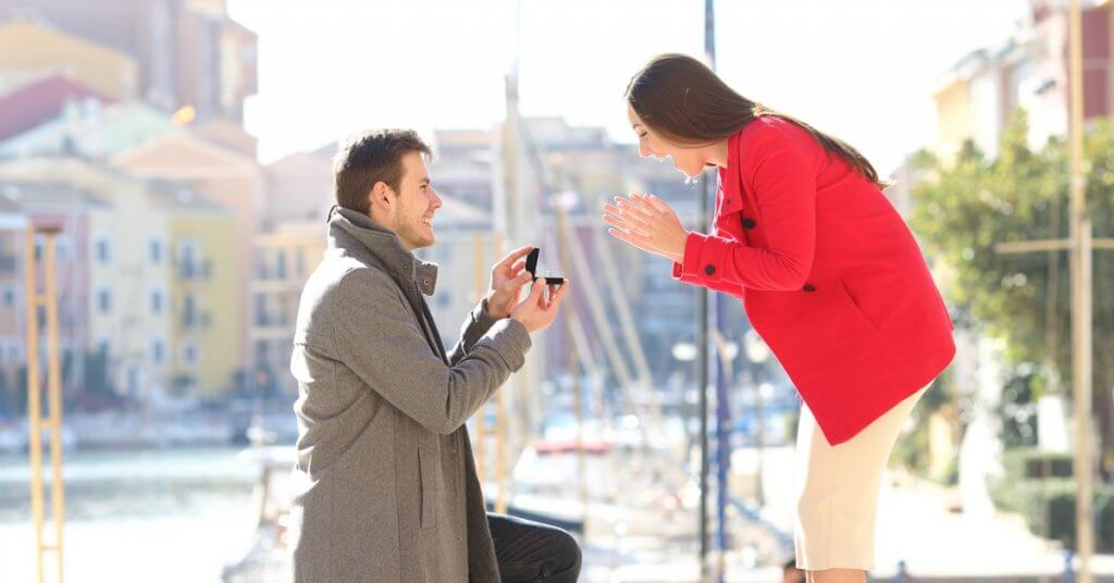 How to Pull Off the Perfect Marriage Proposal