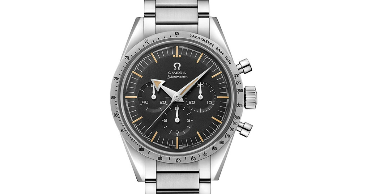 Omega Speedmaster 60th Anniversary Limited Edition Ref. 311.10.39.30.01.001 review