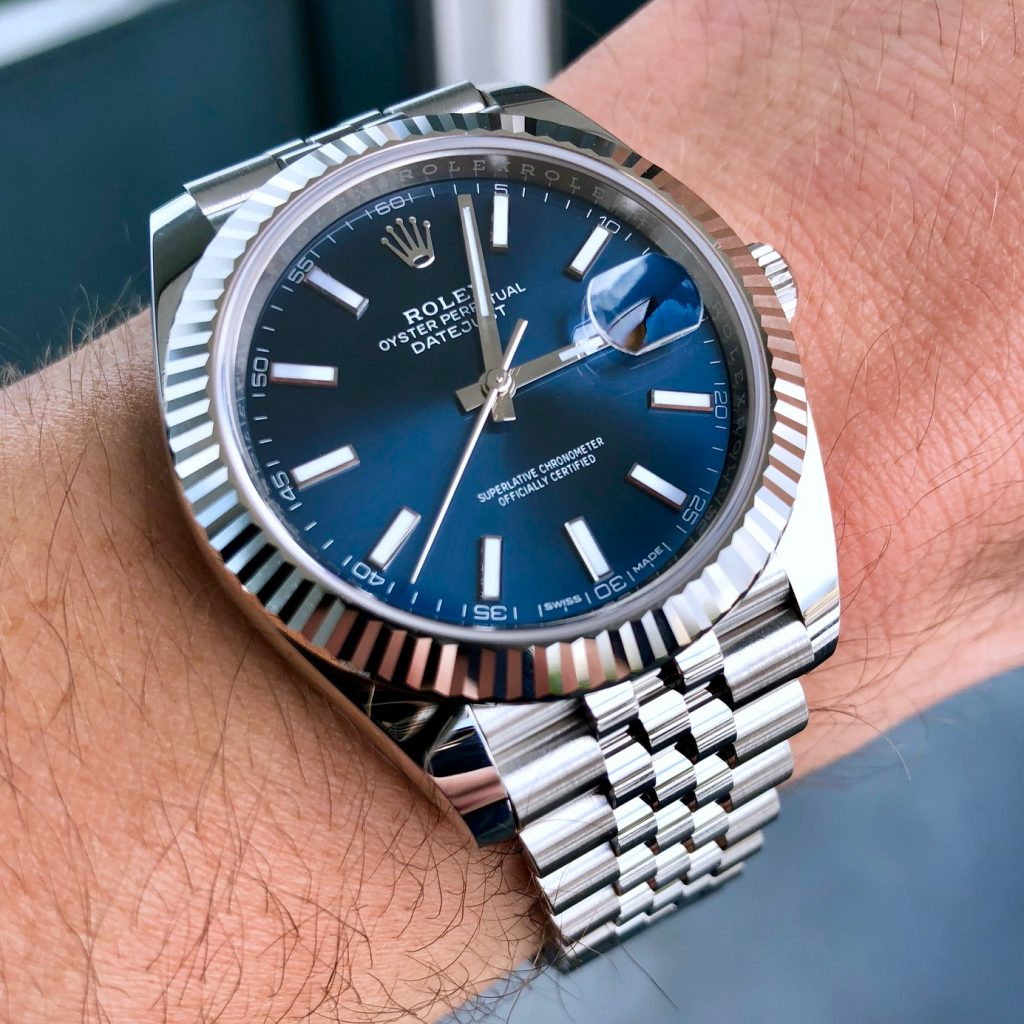The Datejust Ii Vs The Datejust 41 Jonathan S Fine Jewelers