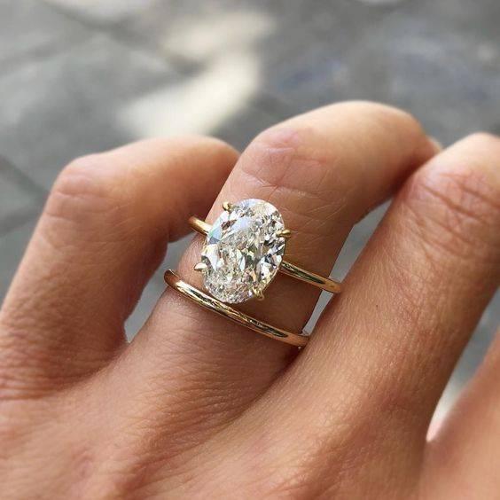 Hailey Baldwin Engagement Ring: Hailey Baldwin Engagement Ring Example
