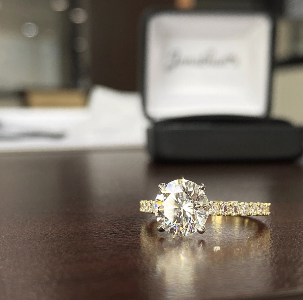 average engagement ring cost and how to lower engagement ring cost