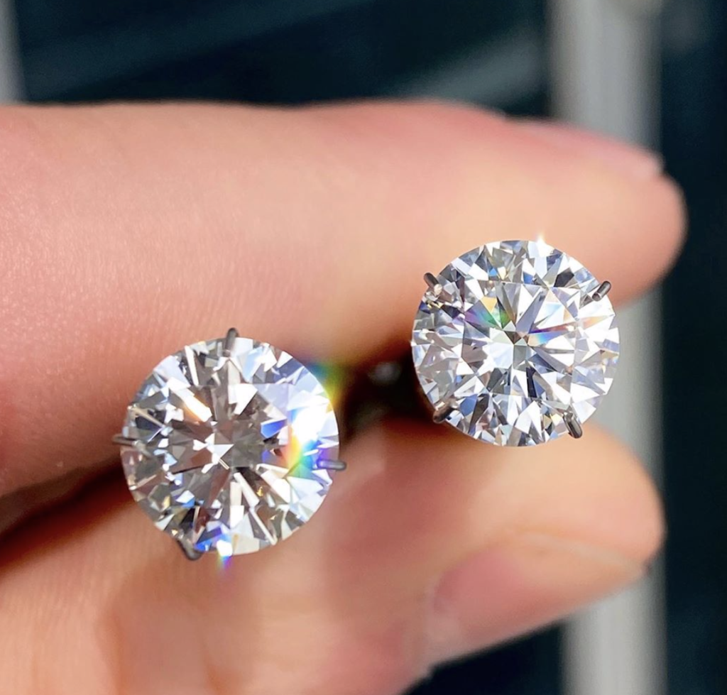 moissanite vs diamond differences