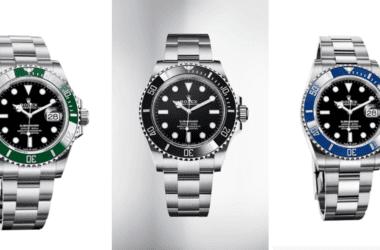 new Rolex Submariner 2020