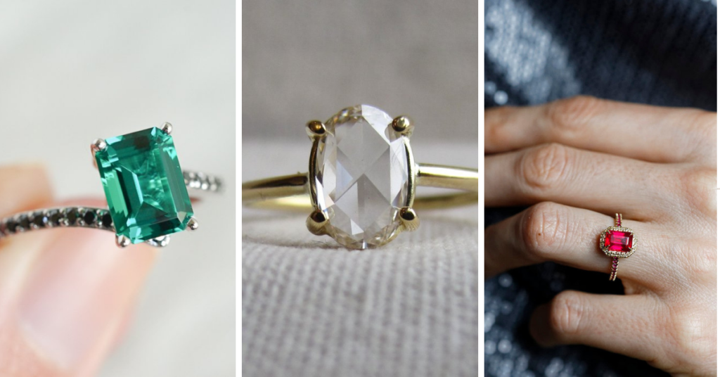 alternate gemsones for engagement rings