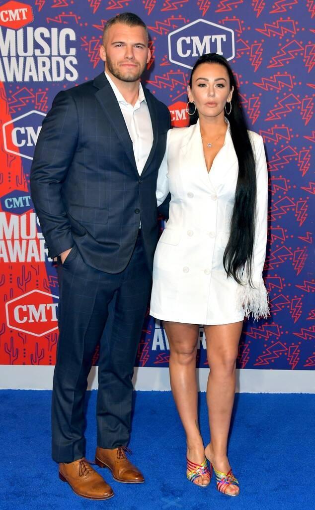 Jenni Farley & Zack Clayton Carpinello