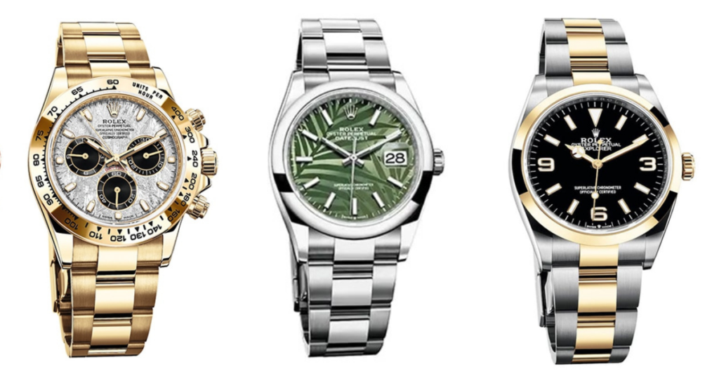 rolex 2021 new releases