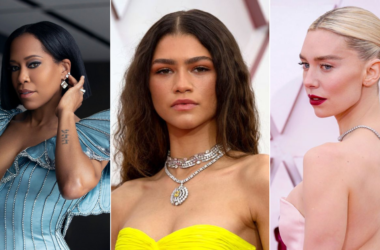 jewelry of the 2021 oscars