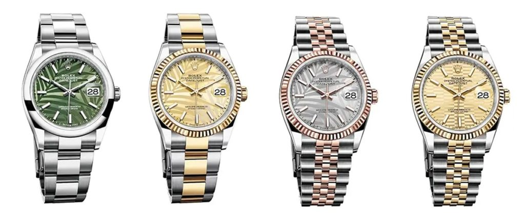 rolex date just 36 2021 new release