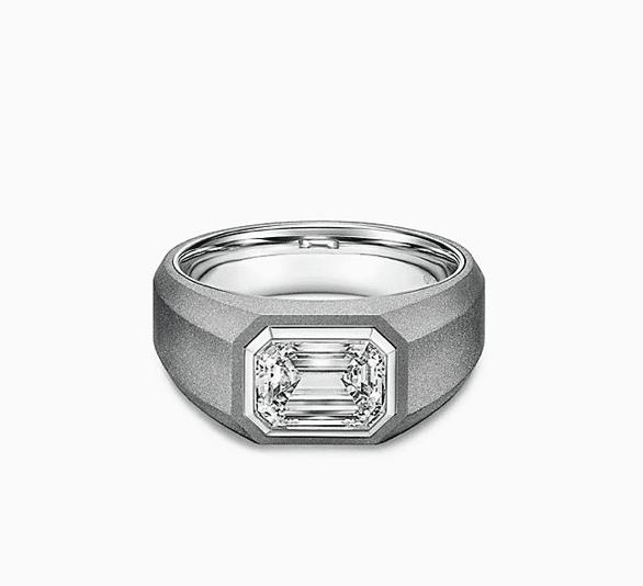 Tiffany & Co gypsy set ring