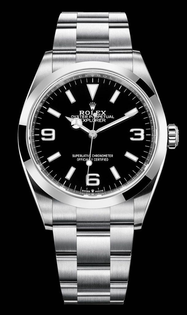 2021 Rolex Explorer ref. 124270