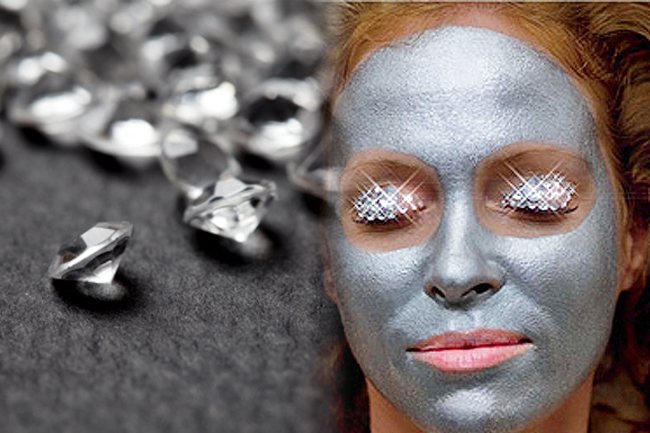 diamond uses in beauty products